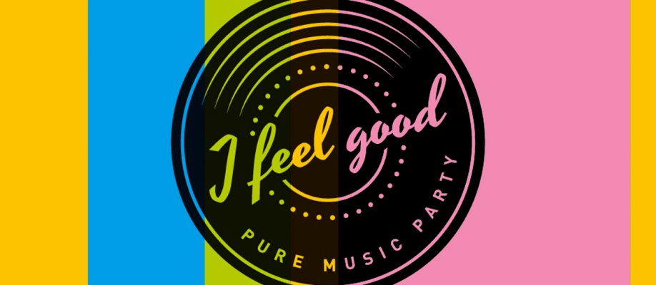 DIESEL CLUB_I feel good Logo
